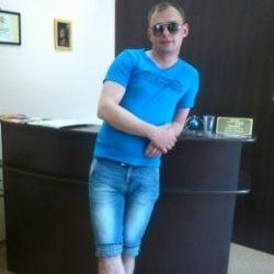 Молодой парень из Москвы жаждет страстного секса с девушкой