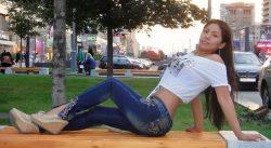 Маша из Москвы. Девушка ищет парня в Москве